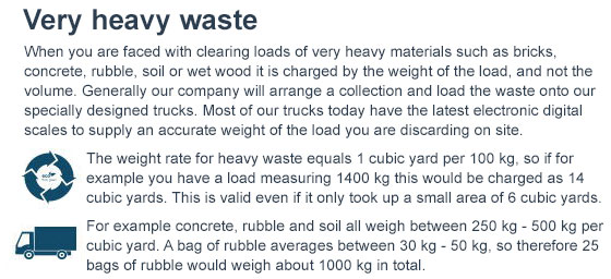 crystal palace rates of junk recycling
